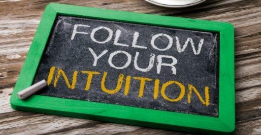 La intuición es precisa
